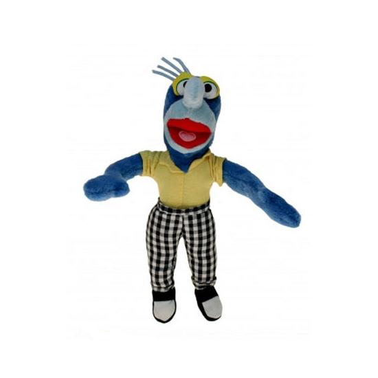 Pluche muppet knuffels Gonzo