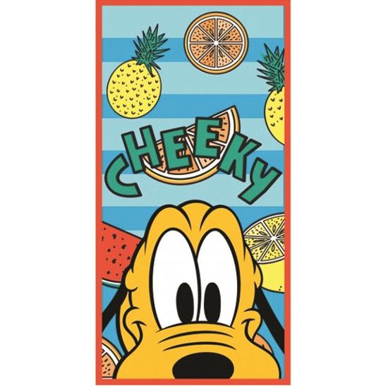 Pluto katoenen strandlaken
