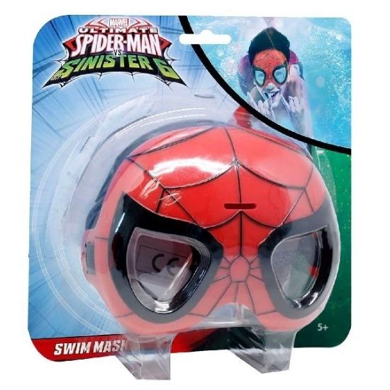 Spiderman duikbril-zwemmasker voor kinderen