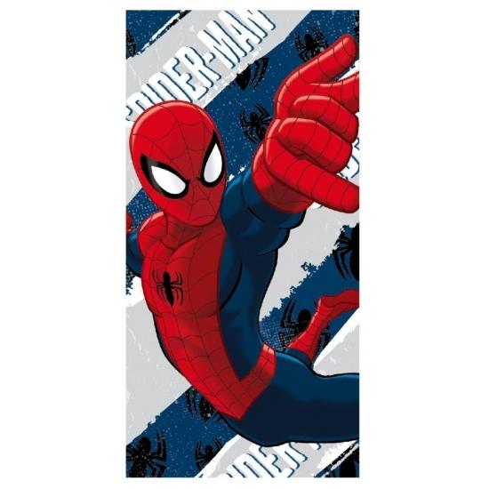 Spiderman strandlaken voor jongens