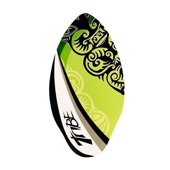 Tribe skimboard groen 100 cm