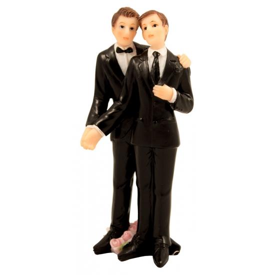 Trouwfiguur homo koppel