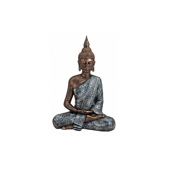 Woondecoratie Boeddha beeld 40 cm