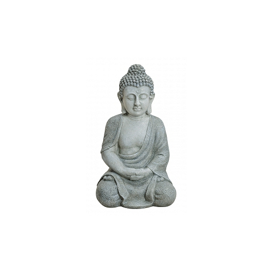 Woondecoratie Boeddha beeld 47 cm