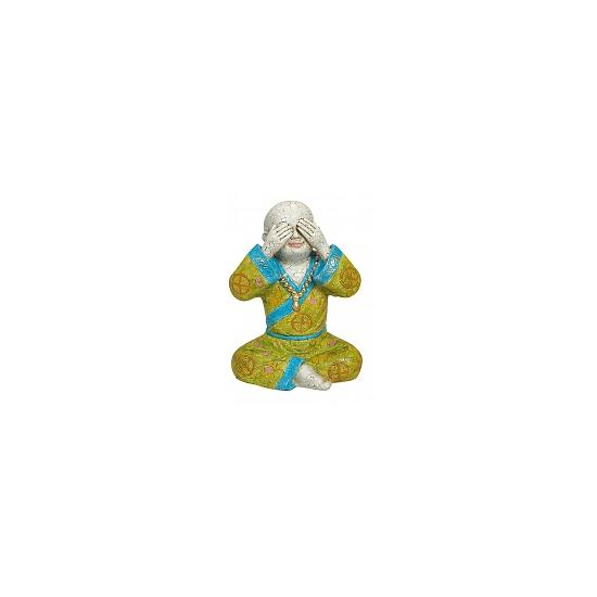 Woondecoratie Boeddha beeldje Zien