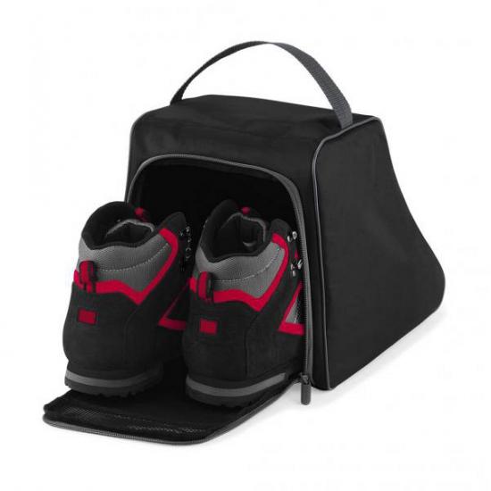 Zwarte schoenen tas