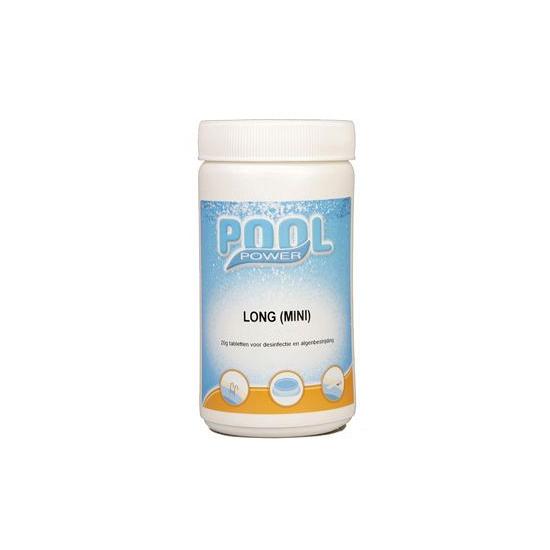 Zwembad desinfectie tabletten 1 kg