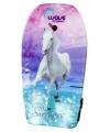 Paarden speelgoed bodyboard 83 cm