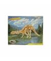 Dinosaurier Apathosaurus bouwpakket