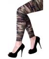 Military look legging