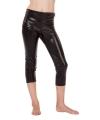 Zwarte legging voor meiden