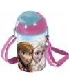 Frozen pop-up drinkbeker met koord 15 cm