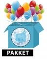 Geboorte feestpakket Its a boy
