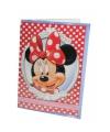 Mega kaart Minnie Mouse