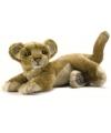 Luxe knuffel leeuw 26 cm