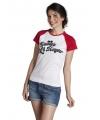 Suicide Squad shirt kostuum voor dames