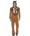 Kleding compleet indianen kostuum Anakin voor heren