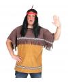 Indianen shirt voor heren