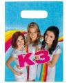 Snoepzakjes K3 verjaardag