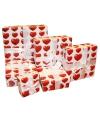 Valentijns kadoverpakking 12 cm