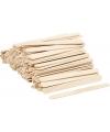 Houten knutselstokjes 200 stuks