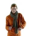 Lange winter sjaal 210 cm
