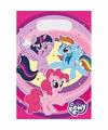 Feest My Little Pony snoepzakjes 8 stuks