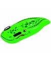 Opblaasbaar kickboard krokodil