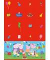 Peppa Big tafelkleed 130 x 180 cm