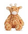 Pluche giraffes Genna 19 cm
