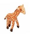 Pluche giraffes 24 cm