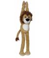 Hangende leeuw knuffel 45 cm