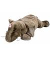 Grote pluche olifanten knuffel 76cm