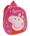 Roze Peppa Big schooltas