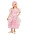 Roze prinsessenjurk meisjes