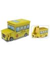 Opbergdoos schoolbus 55 cm
