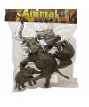 Speelgoed set 4 olifanten