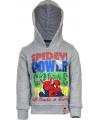 Spiderman sweater grijs