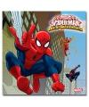 Spiderman Warriors servetjes 20 stuks