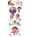 Kinder 3D stickers Dora