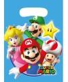 Super Mario feestzakjes 6 stuks