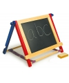 Speelgoed teken en krijtbord 46 cm