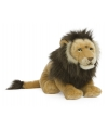 Pluche knuffel leeuwen 40 cm