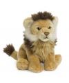 Wereld Natuur Fonds knuffels leeuw