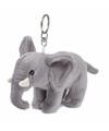 WNF pluche sleutelhangers olifant