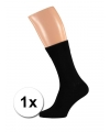 Heren sokken zwart maat 39-42