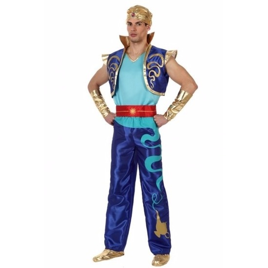 1001 nacht kleding Genie heren
