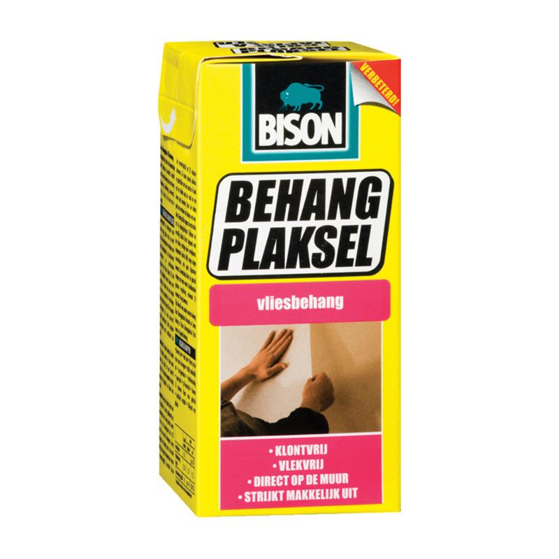 1x Pak Bison behanglijm voor vliesbehang 200 gram