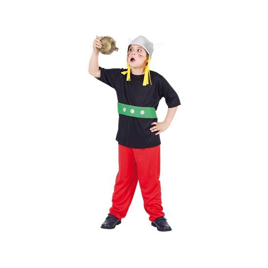 3-delig Gallier kostuums voor kinderen