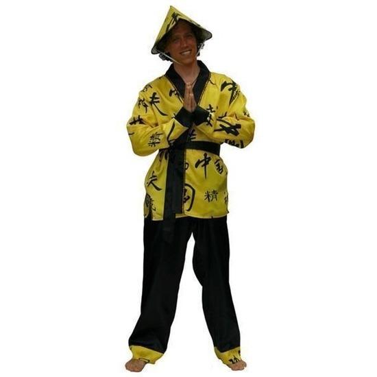 Aziatische verkleed kostuums voor mannen